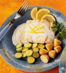 Hoki with Light Lemon Sauce Recipe ...
