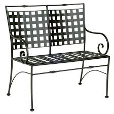 woodard sheffield garden bench with