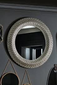 nisha mirror by gallery from the next