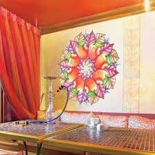 Shop Full Color Colorful Still Life Abstraction Full Color Wall Decal Sticker Sticker Decal 44 X 44 Overstock 15283324