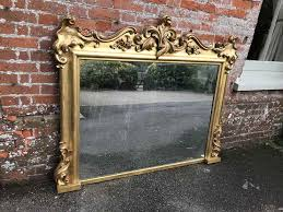 an exceptional large antique english