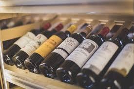 wine cellar restaurant chalet de la