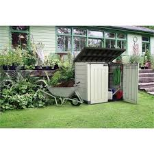 x 1 25m it out max garden shed