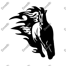Horse Car Decal Horse Vehicle Decal Horse Laptop Decal Horse Wall Art Horse Wall Decal Rear Window Horse Wall Decals Horse Wall Art Rear Window Decals
