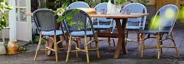 rattan furniture metal chairs outdoor