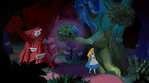 alice in wonderland live wallpaper 64