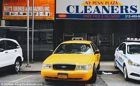 Undercover Nypd Cars Disguised As Yellow Taxis Patrol The Streets Of New York Daily Mail Online