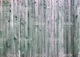 Rustic Fence Made Of Painted Boards Stock Photo Download Image Now Istock