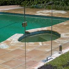 Glass Pool Fence Systems Nyc Glass Pool Fence Gates