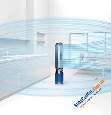 Shopcuatui.com.vn - QUẠT KHÔNG CÁNH DYSON PURE COOL TP04 - Model mới nhất -  Phong cách hiện đại, không khí mát mẻ trong lành và an toàn với trẻ nhỏ.
