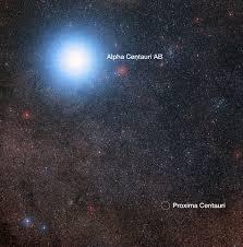 Resultado de imagen de El sistema Alpha Centauri