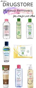 the best makeup removers for