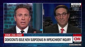 Live updates: The Trump impeachment inquiry