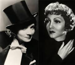 Marlene Dietrich and Claudette Colbert (Fake News: Fact Checking Hollywood  Babylon Episode 15) — You Must Remember This