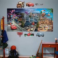Fathead Disney Cars 2 Wall Decal Wayfair