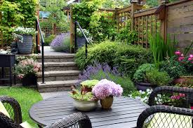 small garden design ideas from