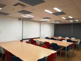 Drop Ceiling Acoustic Panels : ALPHAcoustic- Ceiling ...