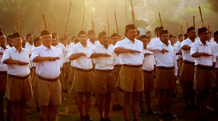 Image result for sanghparivar fascism""