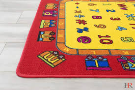 Kids Area Rug Carpet 5x7 Alphabet Numbers Color Shape Learning Educational Kids Rugs For Boys Girls Children Nursery Playroom Decor Walmart Com Walmart Com