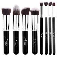 bestope 8 pieces makeup brush set