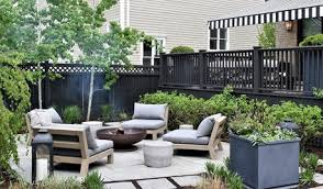 Staining A Fence Charcoal Color