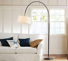 winslow metal arc sectional floor lamp