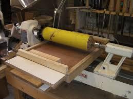 access woodworking diy drum sander
