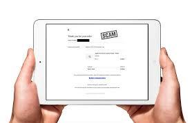 apple gift card phishing scam