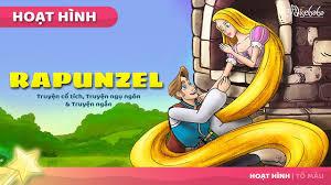 Rapunzel (Mới) câu chuyện cổ tích - Truyện cổ tích việt nam - Hoạt ...