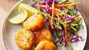 Thai Fish Cakes – recipe