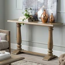 cherry console living room furniture