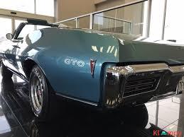 1968 pontiac gto convertible frame off