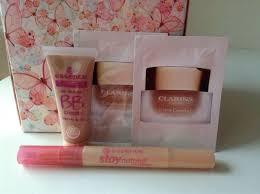clarins essence makeup bundle new for