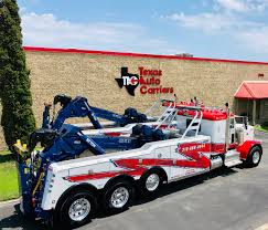 our operations texas auto carriers