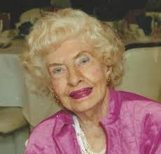 Adeline Lubkert 1916 - 2016 - Obituary