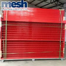 China Wholesale 6 Ft X 9 5 Ft Metal Temporary Fencing Panels Construction Fence China Temporary Barricade Fence Portable Temporary Dog Runs Fence