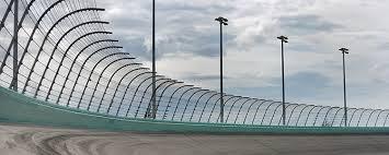 Racetrack Catch Fence Steven Steel Supply