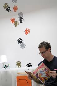 Geeky Wall Decals