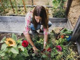 The secret to a great garden? Grow what you love