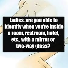 identify when you re inside a room