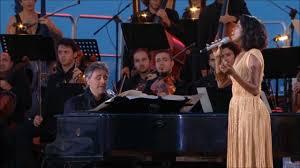 Andrea Bocelli - Vivo per lei HD (live) - YouTube