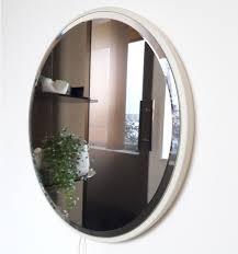 tradux mirrors round mirror