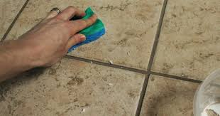 natural ways to easily clean tile grout