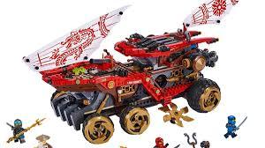 LEGO NINJAGO summer 2019 sets available now