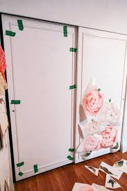 How To Add Trim Sliding Closet Door At Home With Ashley