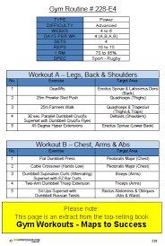 free gym workouts for rugby players