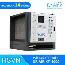 Máy hút khử mùi khói bếp công nghiệp Dr.Air KT4000