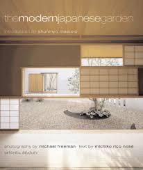 modern japanese garden by michiko rico
