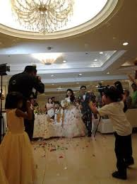 my sister s wedding reception at one of