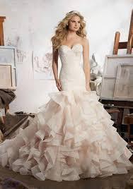 10 por wedding dress styles for